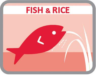 Com atum e arroz para cães com sensibilidade digestiva